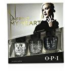 OPI Gwen Stefani Unfrost My Heart Nail Effects Trio 3x15ml/0.5oz