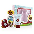 Lalaloopsy Dot Starlight Cute Coffret: Eau De Toilette Spray 100ml/3.4oz + Shower Gel 75ml/2.5oz + French Barrette 3pcs