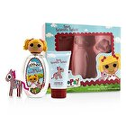 Lalaloopsy Spot Splatter Splash Cute Coffret: Eau De Toilette Spray 100ml/3.4oz + Shower Gel 75ml/2.5oz + French Barrette 3pcs