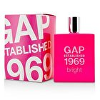 Gap Established 1969 Bright Eau De Toilette Spray 100ml/3.4oz