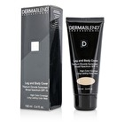 Dermablend Leg & Body Cover Broad Spectrum SPF 15 (Full Coverage & Long Wearability) - Beige (Box Slightly Damaged) 100ml/3.4oz