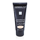 Dermablend Leg & Body Cover Broad Spectrum SPF 15 (Full Coverage & Long Wearability) - Beige (Unboxed) 100ml/3.4oz