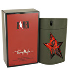 Thierry Mugler B Men Eau De Toilette Spray Refillable Rubber Flask 100ml/3.4oz