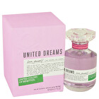 Benetton United Dreams Love Yourself Eau De Toilette Spray 80ml/2.7oz