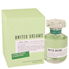 Benetton United Dreams Live Free Eau De Toilette Spray 80ml/2.7oz