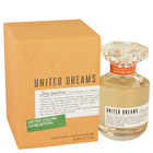 Benetton United Dreams Stay Positive Eau De Toilette Spray 80ml/2.7oz