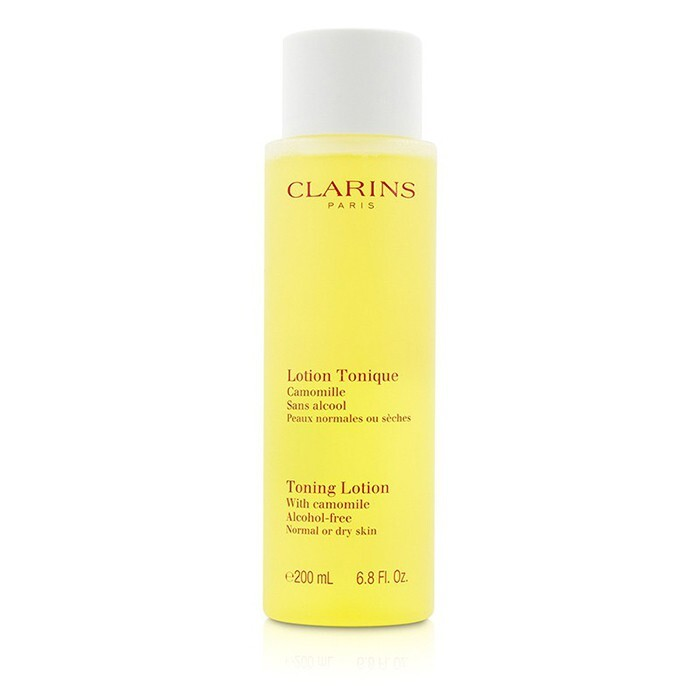 Toning Lotion with Camomile - Normal or Dry Skin 200ml