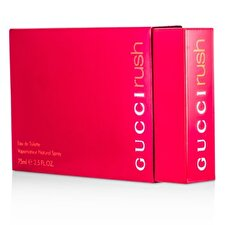 Gucci Rush Eau De Toilette Spray 75ml/2.5oz
