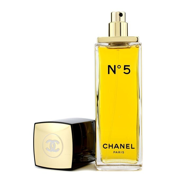 chanel no 5 eau de toilette spray 100ml cosmetics now australia