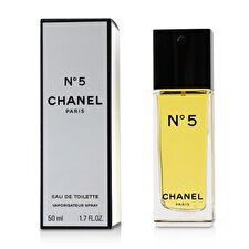 Chanel No.5 Eau De Toilette Spray Non-Refillable 50ml/1.7oz