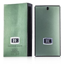 Perry Ellis Portfolio Green Eau De Toilette Spray 100ml/3.4oz