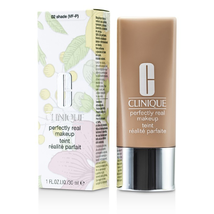 Clinique Perfectly Real MakeUp - #02P 30ml/1oz   Cosmetics ... - photo #21