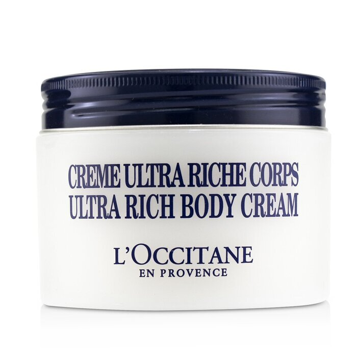 Shea Butter Ultra Rich Body Cream 200ml/7oz - Product Image