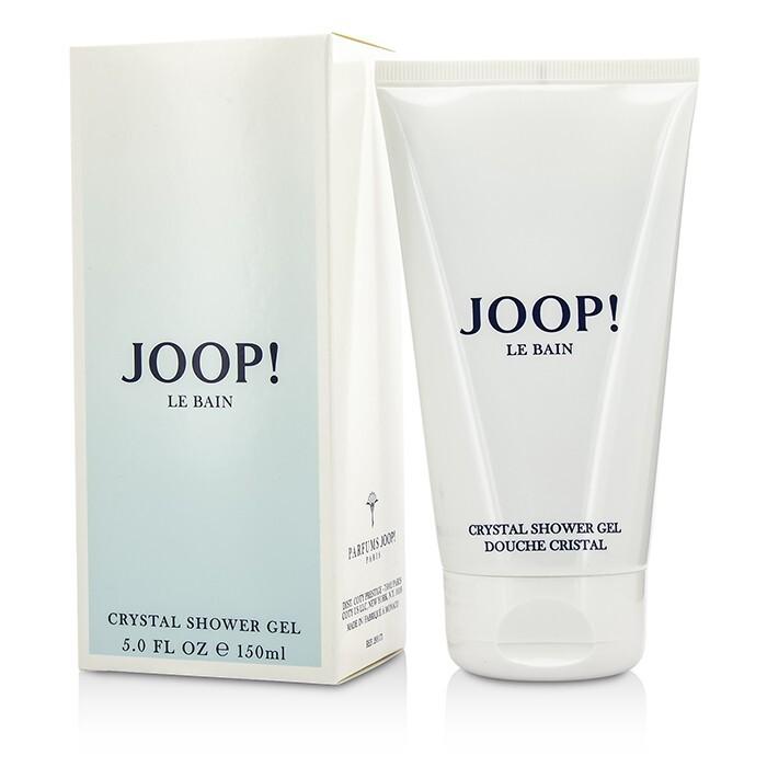 joop le bain crystal shower gel tube 150ml cosmetics. Black Bedroom Furniture Sets. Home Design Ideas
