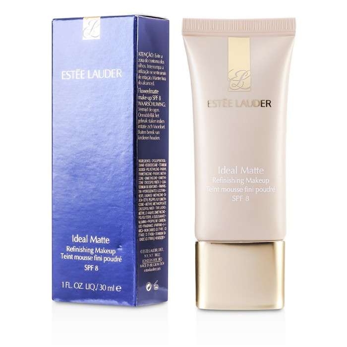 Estee Lauder Ideal Matte Refinishing MakeUp SPF8 - #06 Auburn 30ml | Cosmetics Now Australia