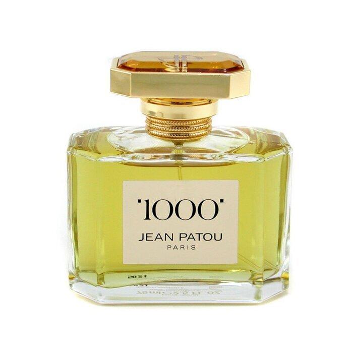 Jean Patou 1000 Eau De Parfum Spray 75ml 2 5oz Cosmetics