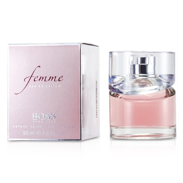 hugo boss boss femme eau de parfum spray 50ml cosmetics now australia. Black Bedroom Furniture Sets. Home Design Ideas