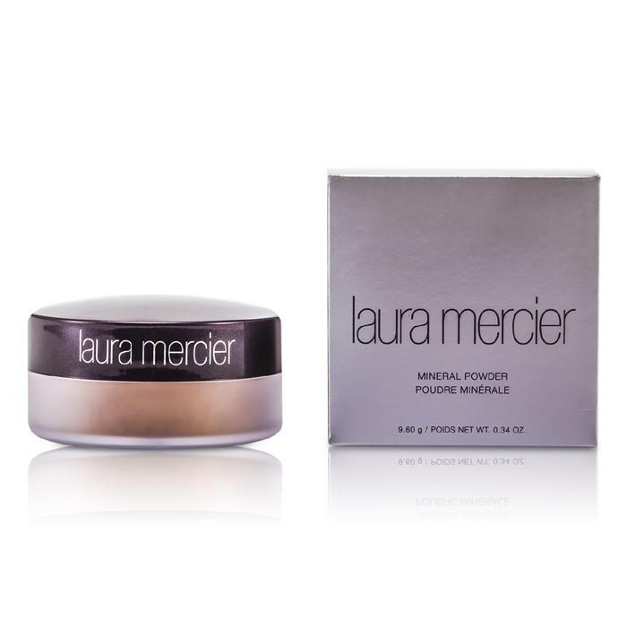 Laura Mercier Mineral Powder SPF 15 - Pure Honey (Medium for Yellow & Golden Skin Tones) 9.6g/0.34oz