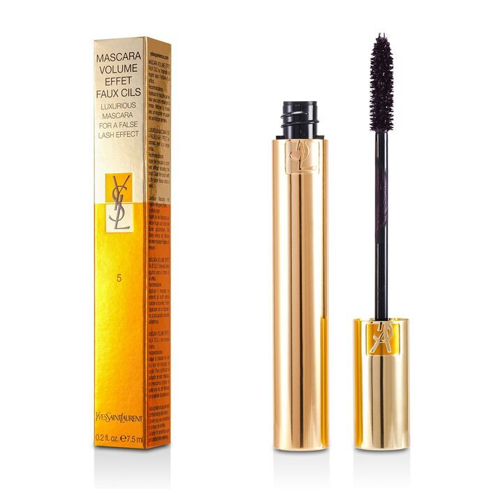 yves saint laurent mascara volume effet faux cils luxurious mascara 05 burgundy. Black Bedroom Furniture Sets. Home Design Ideas