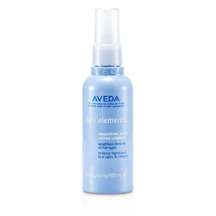 aveda light elements smoothing fluid 100ml cosmetics now uk. Black Bedroom Furniture Sets. Home Design Ideas