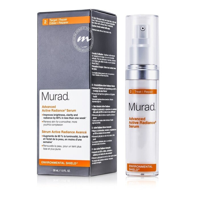 Murad Active Radiance Serum 30ml 1oz Cosmetics Now Us