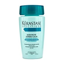 Kerastase Dermo-Calm Bain Riche Shampoo (Sensitive Scalps & trockenes Haar) 250ml/8.4oz