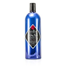 Jack Black All Over Wash für Gesicht, Hair & Body 975ml/33oz