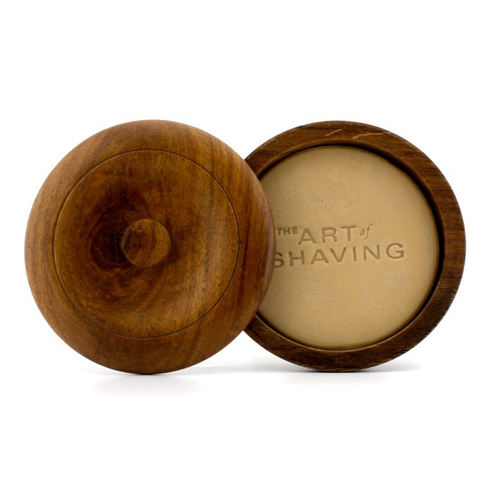 the art of shaving shaving soap w bowl unscented for sensitive skin 95g cosmetics. Black Bedroom Furniture Sets. Home Design Ideas