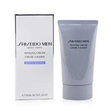 Shiseido Men Shaving Cream 100ml/3.4oz