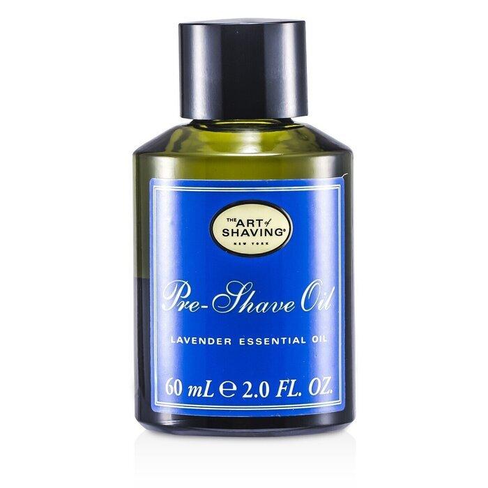 the art of shaving pre shave oil lavender essential oil for sensitive skin 60ml 2oz. Black Bedroom Furniture Sets. Home Design Ideas