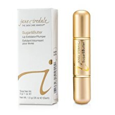 Jane Iredale Sugar & Butte Lip Exfoliant/ Plumper - Sugar & Butter 3g/0.1oz