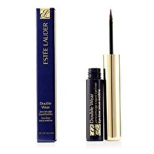 Estee Lauder Double Wear Zero Smudge Liquid Eyeliner - #02 Brown 3ml/0.1oz