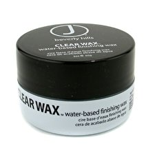 J Beverly Hills Klare Wachs auf Wasserbasis Finishing Wax 60g/2oz
