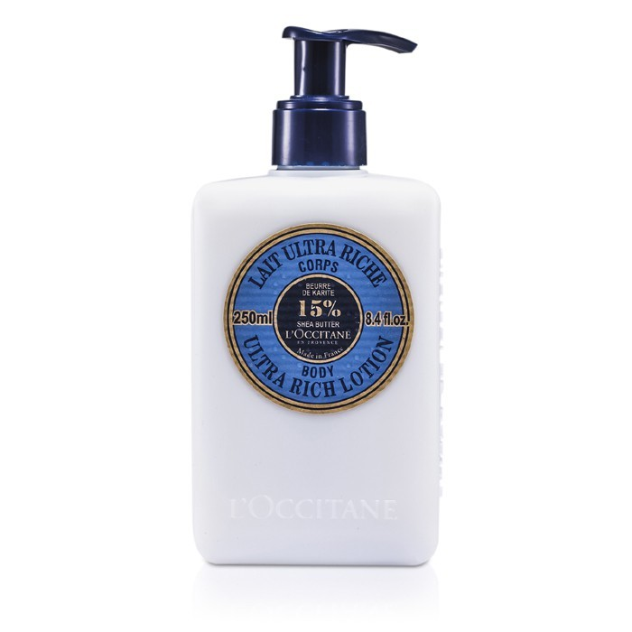 Shea Butter Ultra Rich Body Lotion 250ml/8.4oz - Product Image