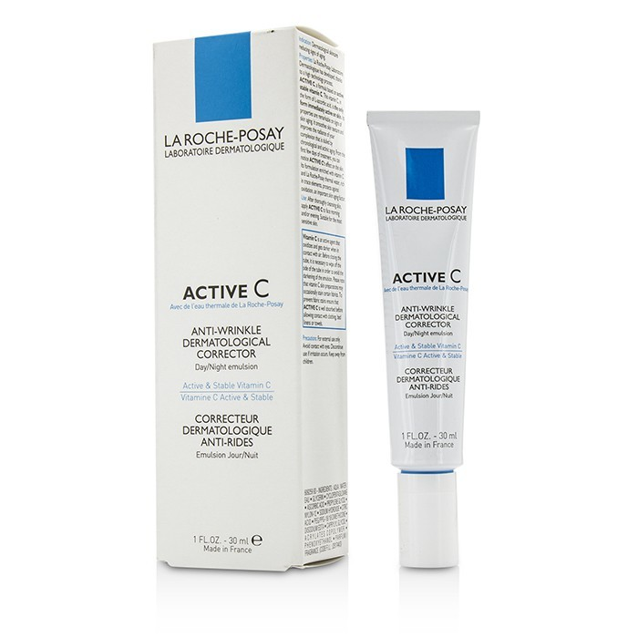 la roche posay active c anti wrinkle dermatological treatment normal to combination skin 30ml
