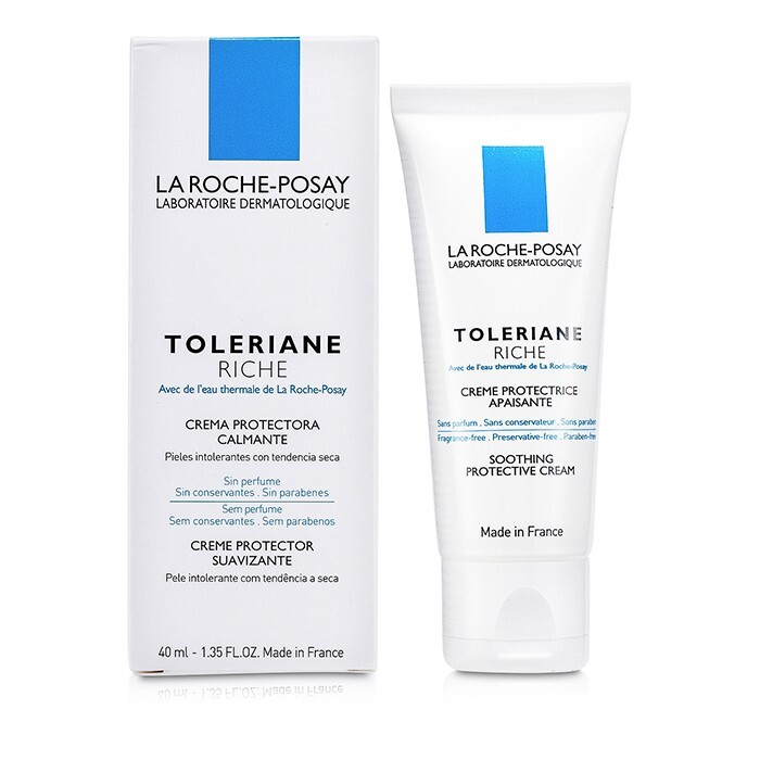 la roche posay toleriane riche soothing protective cream. Black Bedroom Furniture Sets. Home Design Ideas