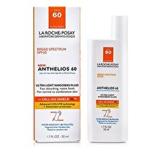 La Roche Posay Anthelios 60 Ultra Light Sunscreen Fluid (Normal/ Combination Skin) 50ml/1.7oz
