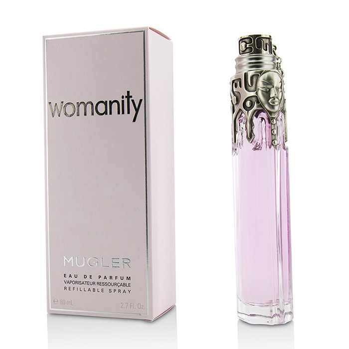 thierry mugler womanity eau de parfum refillable spray 80ml cosmetics now australia. Black Bedroom Furniture Sets. Home Design Ideas