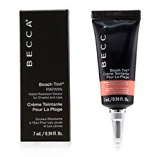 Becca Beach Tint Water Resistant Colour For Cheeks & Lips - # Grapefruit 7ml/0.24oz
