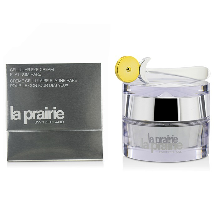 la prairie platinum rare eye cream