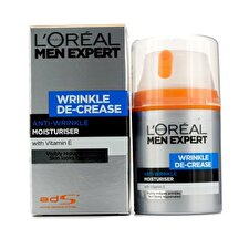 L'Oreal Men Expert Wrinkle De-Crease Anti-Expression Wrinkles Moisturising Cream 50ml/1.6oz