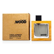 Dsquared2 He Wood Agua de Colonia Vaporizador 50ml/1.7oz