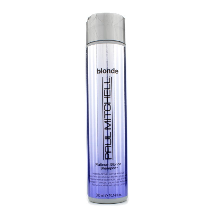 Paul Mitchell Blonde Platinum Blonde Shampoo Brighten