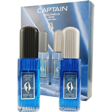 Molyneux Captain Eau De Toilette Spray & Aftershave Spray 75ml/2.5oz