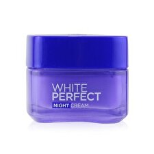 L'Oreal Dermo-Expertise White Perfect Soothing Cream Night 50ml/1.7oz