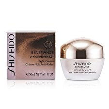 Shiseido Benefiance WrinkleResist24 Night Cream 50ml/1.7oz