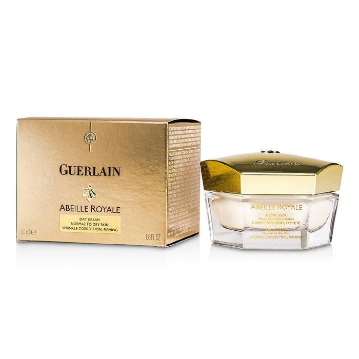 Guerlain Abeille Royale Day Cream (Normal to Dry Skin ...