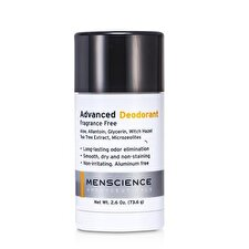 Menscience Advanced Deodorant - Duftfrei 73.6g/2.6oz