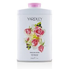 Yardley London English Rose Pefrumed Talc 200g/7oz