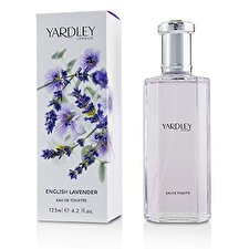Yardley English Lavender Eau De Toilette Spray (new Packaging) 125ml/4.2oz